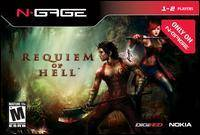 Face avant du boxart du jeu Requiem of Hell (Etats-Unis) sur Nokia N-Gage