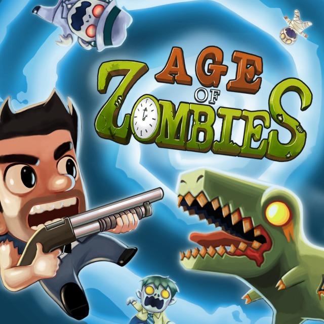 Face avant du boxart du jeu Age of Zombies (Etats-Unis) sur Sony PS Vita