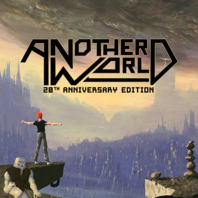 Face avant du boxart du jeu Another World - 20th Anniversary Edition (Etats-Unis) sur Sony PS Vita