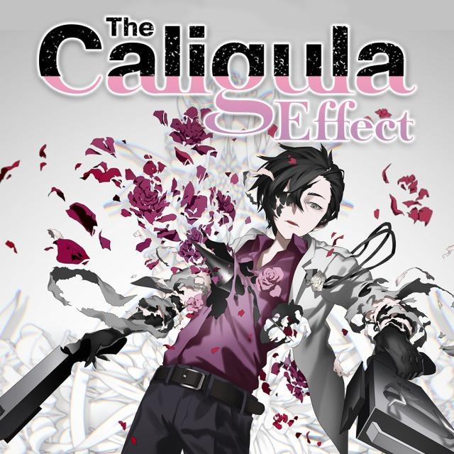 Face avant du boxart du jeu Caligula (Europe) sur Sony PS Vita