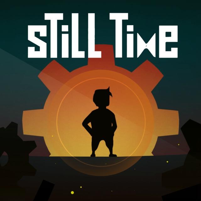 Face avant du boxart du jeu Still Time (Etats-Unis) sur Sony PS Vita