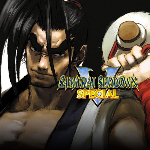 Face avant du boxart du jeu Samurai Shodown V Special (Etats-Unis) sur Sony PS Vita
