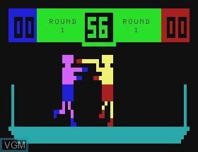 Image in-game du jeu Boxing sur APF Electronics Inc. APF-MP1000