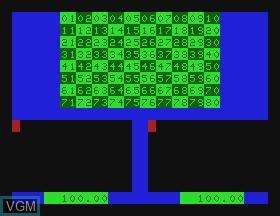 Image in-game du jeu Casino I - Roulette & Keno & Slots sur APF Electronics Inc. APF-MP1000
