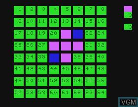 Image in-game du jeu Catena sur APF Electronics Inc. APF-MP1000