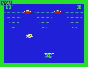 Image in-game du jeu UFO & Sea Monster & Break It Down & Rebuild & Shoot sur APF Electronics Inc. APF-MP1000