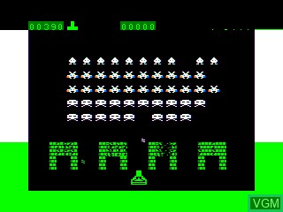 Image in-game du jeu Space Destroyers sur APF Electronics Inc. APF-MP1000