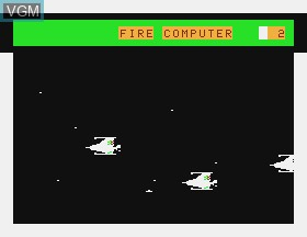 Image in-game du jeu Rocket Patrol sur APF Electronics Inc. APF-MP1000