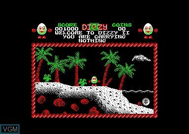 Dizzy 2 - Treasure Island Dizzy