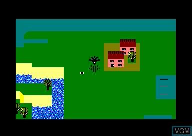 Image in-game du jeu Tornado Low Level sur Amstrad CPC