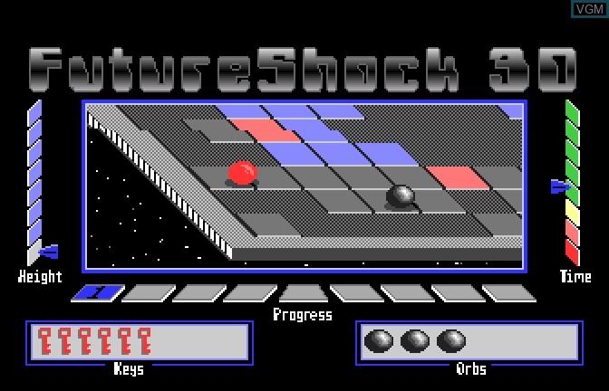 Future Shock 3D