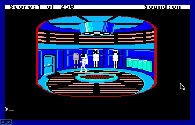 Space Quest II - Vohaul's Revenge