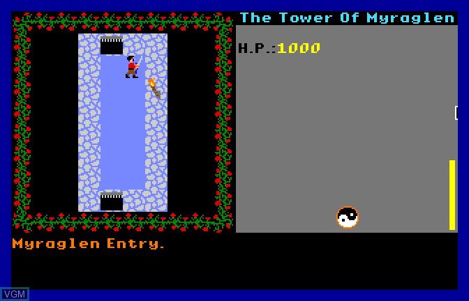 Tower of Myraglen, The
