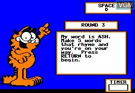 Garfield Double Dares