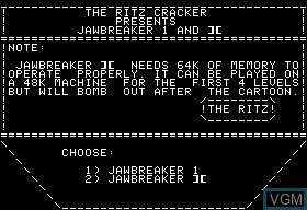 Jawbreaker & Jawbreaker II