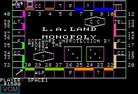 L.a. Land Monopoly
