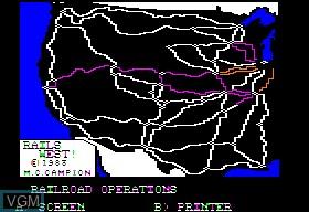Rails West!