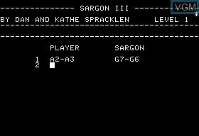 Sargon III