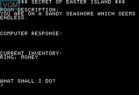 Secret of Easter Island