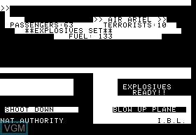 Terrorist Game System