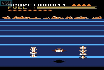 Image in-game du jeu Buck Rogers - Planet of Zoom sur Atari 5200