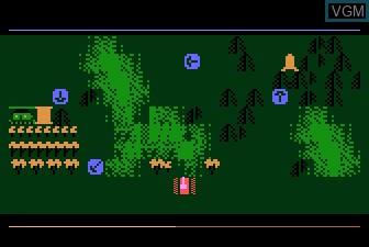 Image in-game du jeu Countermeasure sur Atari 5200