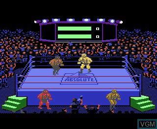 Title Match Pro Wrestling
