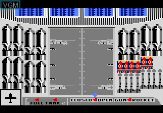 Image in-game du jeu Ace of Aces sur Atari 7800