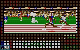 Carl Lewis Challenge, The