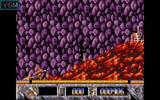 Elvira - The Arcade Game