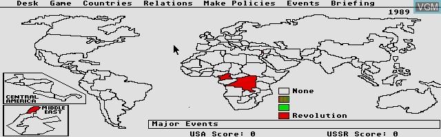 Balance of Power 1990
