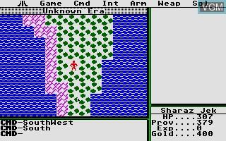 Ultima II - Revenge of the Enchantress