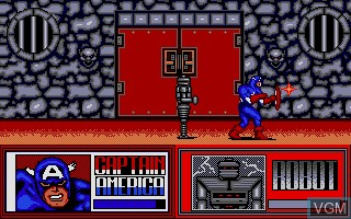 Amazing Spider-Man, The and Captain America in Doctor Doom's Revenge!
