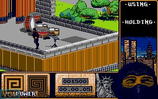 Last Ninja 2, The - Back With a Vengeance