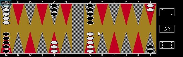 Backgammon Royale