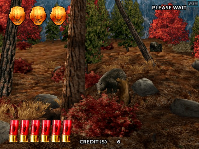 Image in-game du jeu Extreme Hunting 2 - Tournament Edition sur Atomiswave