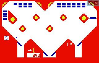 Bally Pin AKA Astrocade Pinball