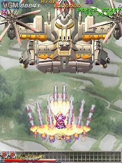 Image in-game du jeu Muchi Muchi Pork! sur Cave Cave 3rd