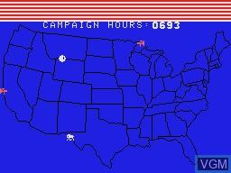 Image in-game du jeu Campaign '84 sur Coleco Industries Colecovision