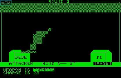 Image in-game du jeu Cursor 21 - Ouranos! sur Commodore PET
