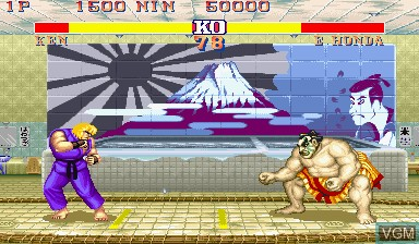 Street Fighter II' - Hyper Fighting