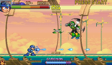 Mega Man 2 - The Power Fighters