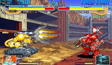 Cyberbots - Fullmetal Madness