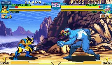 Marvel Vs. Capcom - Clash of Super Heroes