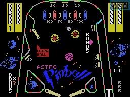 Astro Pinball