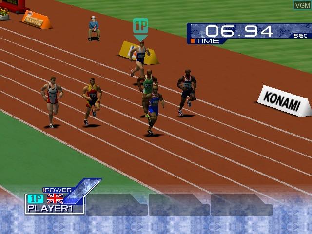 Ganbare Nippon! - Olympics 2000