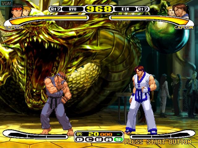 Capcom vs. SNK - Millennium Fight 2000