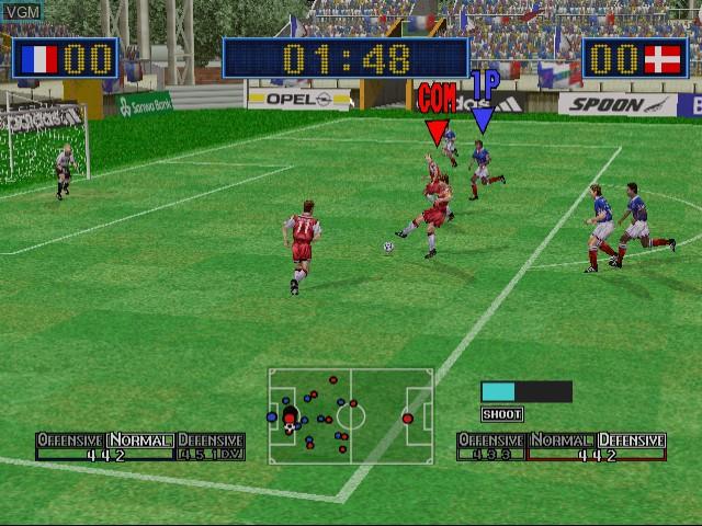 Virtua Striker 2 ver.2000.1