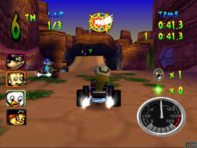 Walt Disney World Quest - Magical Racing Tour