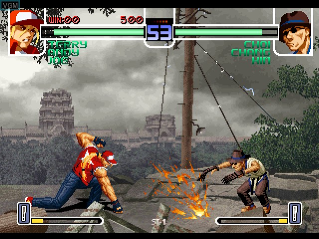 King of Fighters 2002, The